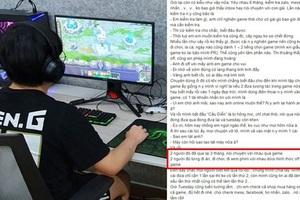 Dùng game để che giấu việc ngoại tình, nam game thủ vẫn đắng lòng khi bị bắt quả tang tại trận