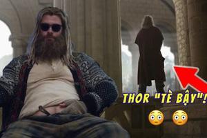 Bụng phệ thôi là chưa đủ, Marvel còn định dìm hàng Thor bằng cách cho anh