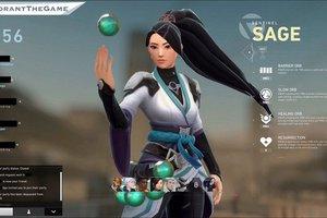 Rò rỉ hình ảnh gameplay Project A - Game bắn súng chính chủ Riot, càng nhìn càng giống Overwatch, lấy tên là Valorant