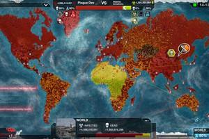 Tựa game virus siêu đình đám - Plague Inc. đã bị cấm