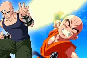 Dragon Ball: 2 chiến binh mạnh nhất Trái Đất Tien Shinhan và Krillin, ai mạnh hơn ai?