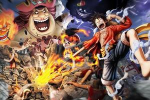 One Piece: Pirate Warriors 4 - Siêu phẩm nóng hổi đã ra mắt