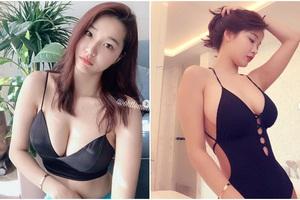 Gái 1 con hot nhất Hàn Quốc lên sóng với bài tập gym khiến dân mạng thích thú