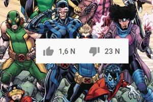 Ra mắt phiên bản X-Men
