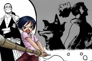 One Piece: Kuina - bạn