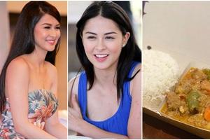 Mỹ nhân đẹp nhất Philippines tự tay nấu 200 suất cơm, hỗ trợ bác sĩ giữa dịch Covid-19