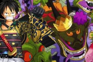Thiết kế trái ác quỷ của Shogun Orochi bất ngờ được Oda chỉnh sửa trong One Piece tập 96