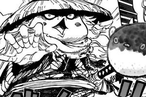 One Piece: Không phải là Kappa, chủng loại người cá của Kawamatsu đã được hé lộ trong SBS Vol 96