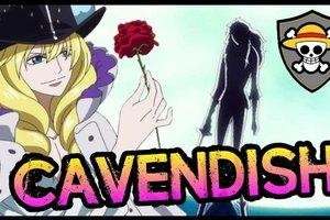 One Piece: Cha là thành viên trên tàu Vua Hải Tặc, sức mạnh Hakuba bí ẩn của Cavendish được thừa hưởng từ người này?