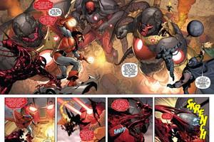 Nếu Iron Man trong MCU có những vĩ khí này, quân đoàn Thanos chắc chắn không có cửa