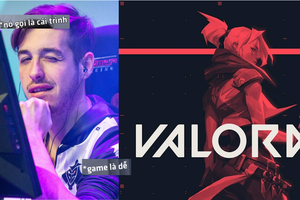 Proplayer CS:GO sau khi chơi thử Valorant - 'Game này quá dễ, tôi chả dùng skill vẫn hạ hết đối thủ'