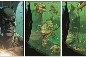 Laughing Fish sẽ trở lại trong BATMAN: THE THREE JOKERS