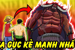 One Piece: Đi vào