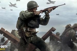 Sony chơi lớn, tặng miễn phí bom tấn Call of Duty WWII cho game thủ PS4