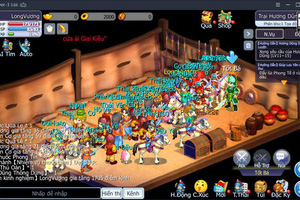 TS Online Mobile tặng anh em 300 giftcode dịp Tái Sinh và mở máy chủ mới Bàng Thống