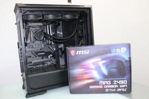 Trên tay MSI MPG Z490 Gaming Carbon WiFi, bo mạch chủ hoàn hảo cho Core i thế hệ 10