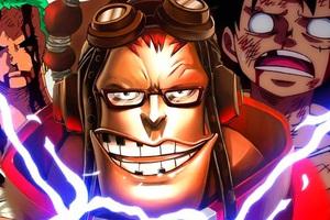 One Piece: Tưởng rằng nguy hiểm khi với một chiêu Apoo có thể