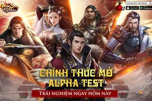 Giang Sơn Mỹ Nhân chính thức mở Alpha Test, xây dựng Vương triều của riêng bạn ngay hôm nay