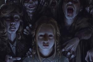 Những tác phẩm kinh dị của hoạ sĩ Stefan Koidl: Khi những cơn ác mộng sống lại trong tranh