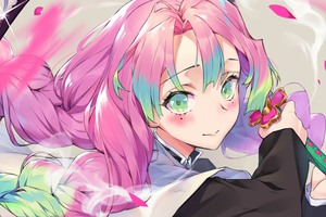 Kimetsu no Yaiba: 4 lý do khiến Luyến Trụ Kanroji Mitsuri trở thành nhân vật nữ độc đáo nhất trong mắt độc giả