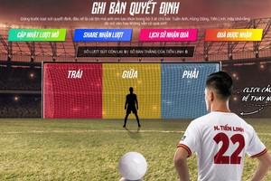 FIFA Online 4 mở riêng chế độ đá Penalty cực độc, chào mừng bộ 3 cầu thủ Việt Tuấn Anh, Hùng Dũng, Tiến Linh xuất hiện