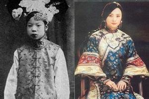Nhan sắc thật của Công chúa, phi tần Trung Quốc xưa: Toàn 1 trời, 1 vực với phim ảnh