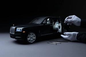 Ngắm Rolls Royce Cullinan phiên bản mô hình có giá