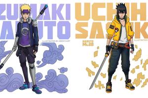 Ngỡ ngàng khi thấy Naruto và nhóm nhẫn giả hóa thân thành các vị tướng trong Mobile Legends: Bang Bang