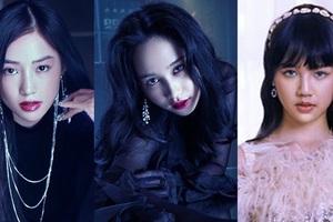 Chiêm ngưỡng nhan sắc lộng lẫy của 3 hotgirl góp mặt trong phim kinh dị mới của Victor Vũ, Hà Lan