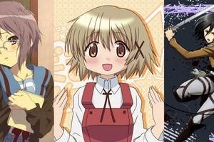 Top 7 cô gái tóc ngắn xinh đẹp nhất trong anime, nhìn ai cũng rất hấp dẫn