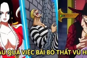 One Piece: Cục diện trận chiến tại Wano quốc sẽ thay đổi bởi 3 cựu Thất Vũ Hải có sức mạnh đáng gờm này?