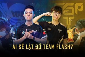 Liên Quân Mobile: Team Flash và Saigon Phantom có khả năng tạo nên một trận