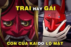 One Piece chapter 984: Yamato được xác nhận là con gái, vì quá hâm mộ Oden nên tự nhận mình là trai