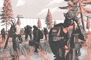 Aftermath: Ác quỷ rừng phế tích – Siêu phẩm light novel khoa học viễn tưởng đầu tiên của Việt Nam