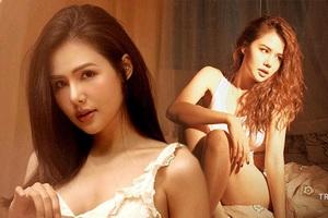 Cận cảnh vẻ ngoài bốc lửa của Phanh Lee, mỹ nhân 9X vừa trở thành phu nhân thiếu gia Cocobay