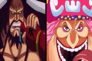 One Piece chapter 984: Kaido bắt đầu hành động, kế hoạch