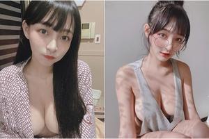 Hờ hững ngực đầy khi thả rông đi massage, nàng hot girl khiến cộng đồng mạng náo loạn, follow tăng vù vù