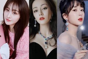 Top 5 mỹ nhân 9x đẹp nhất showbiz Hoa ngữ: Dương Tử đứng