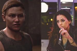 Nữ diễn viên lòng tiếng nhân vật Abby trong The Last of Us Part II, nhận được hàng ngàn tin nhắn đe dọa, chửi rủa