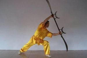 4 loại binh khí quái dị nhất từng được người Trung Hoa sử dụng, bút giá xoa là ác mộng của samurai Nhật Bản