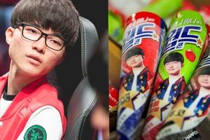 Thương hiệu kem Faker chính thức có mặt tại Hà Nội, giá rẻ bất ngờ, vừa ăn vừa xuýt xoa vì vẻ 'đẹp trai' của Chủ tịch