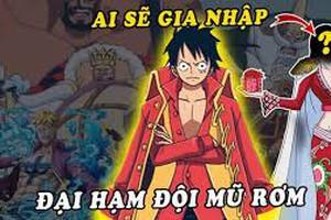One Piece: Top 6 thế lực mạnh sẽ gia nhập Đại hạm đội Mũ Rơm dưới trướng Luffy sau trận chiến ở Wano