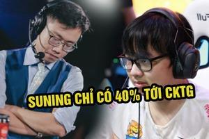 BLV Hoàng Luân: 'Suning và SofM chỉ có 40% cơ hội đi CKTG, không hề cao chút nào'