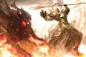 [Trích đoạn kinh điển] Đánh bại Imperiusm, Diablo phô diễn sức mạnh rung chuyển trời đất