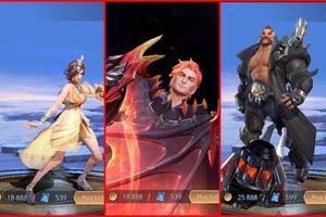 Liên Quân Mobile: Garena tặng FREE và bán rẻ nhiều skin nhưng game thủ vẫn chưa thấy hài lòng