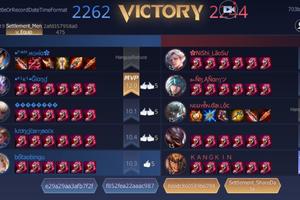 Liên Quân Mobile: Game thủ Việt tự tin buff mọi thông số từ tỷ lệ thắng, Mega/Quad/Triple Kill, MVP các loại