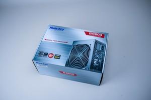Huntkey GS600: mẫu nguồn máy tính ngon – bổ - rẻ, cân tốt mọi cấu hình tầm trung dành cho game thủ