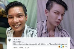 Khoe ảnh tương phản giữa mặt mộc và qua chỉnh sửa, Lộc Fuho khiến fan choáng váng, tiết lộ vui