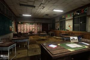 Vì sao người ta thường dùng bối cảnh trường học & bệnh viện trong game kinh dị?