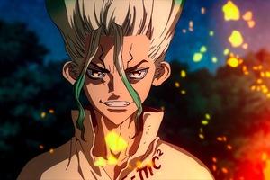 Dr. Stone: Thông minh tuyệt đỉnh, Senku Ishigami chính là chàng trai vàng trong làng nghiên cứu khoa học